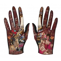 GANTS BROKANTE MADAME DE BOURBON