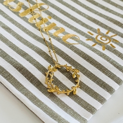 COLLIER V&M COURONNE