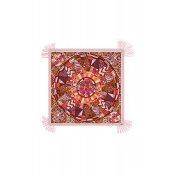 FOULARD AMENAPIH WAX BLUSH