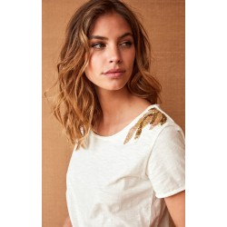 TEE-SHIRT AMENAPIH TANGUY OFF WHITE