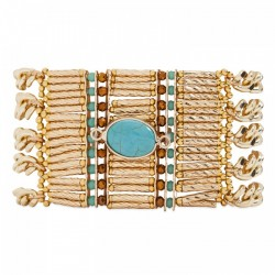 BRACELET HIPANEMA  BARAKA GOLD