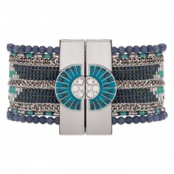 BRACELET HIPANEMA ETERNITY NAVY