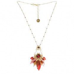 COLLIER HERVAL LYS COLLIER PENDENTIF 1562060