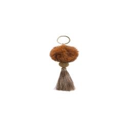 porte clés amenapih fluffy choco