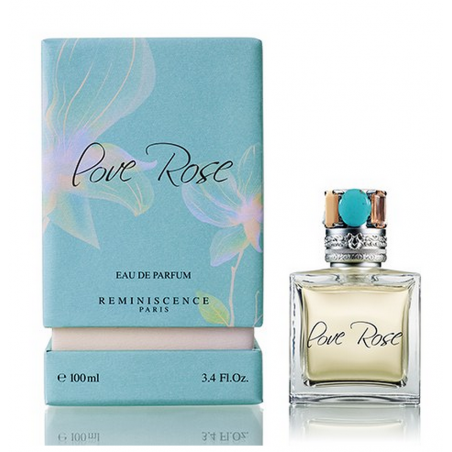 Rose Parfum Kxztpiuo 100 Reminiscence Ml Love Eau De ED29HI