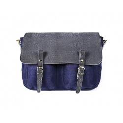 SAC CRAIE MINI MATHS DENIM MARINE