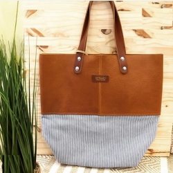 SAC ESTELLON TIPPI STRIPE