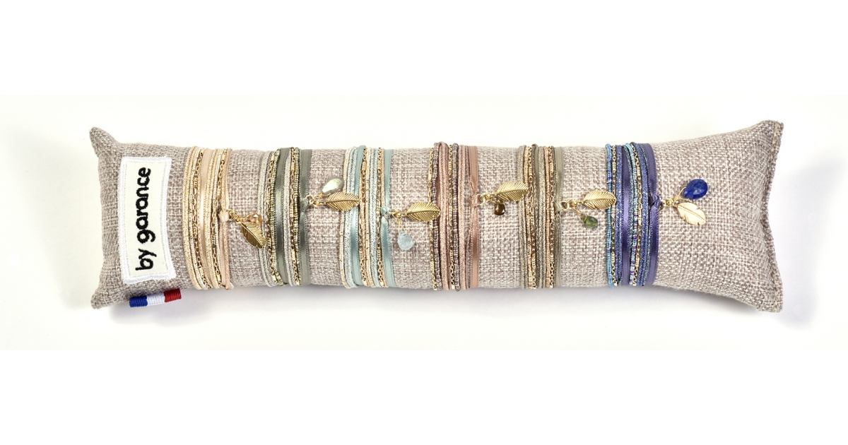 BRACELET BY GARANCE MINI PLUMY