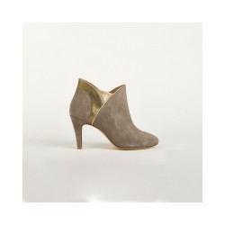 CHAUSSURES ANTOINETTE AMESKA BOOTS MOSCOU TAUPE