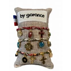 BRACELET BY GARANCE GRIGRI...