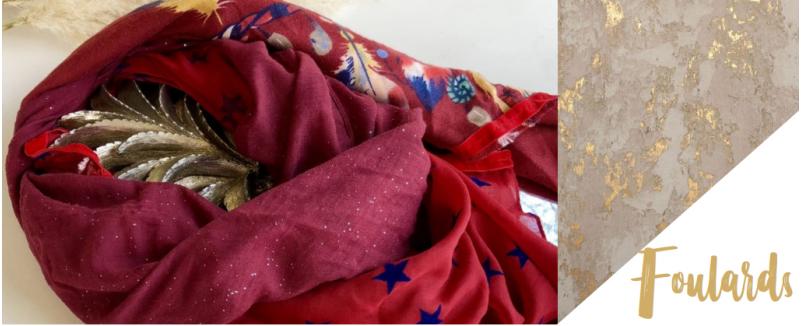 foulards et paréos